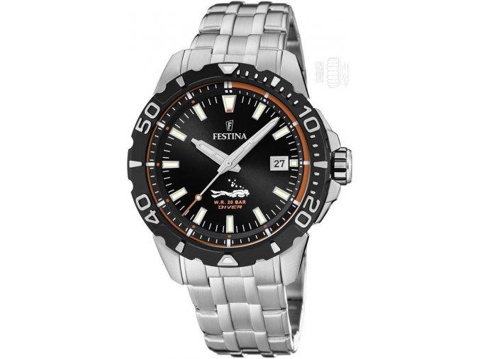 pánske hodinky festina 20461 3