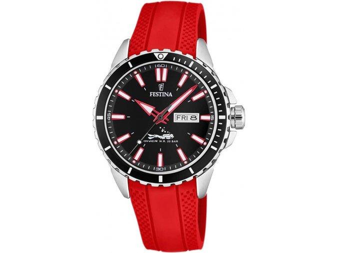 pánske hodinky festina 20378 6