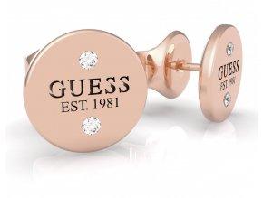 Dámske náušnice Guess UBE79050