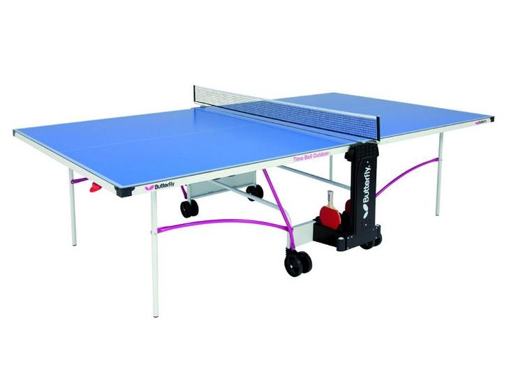 Pingpongové stoly - outdoorové