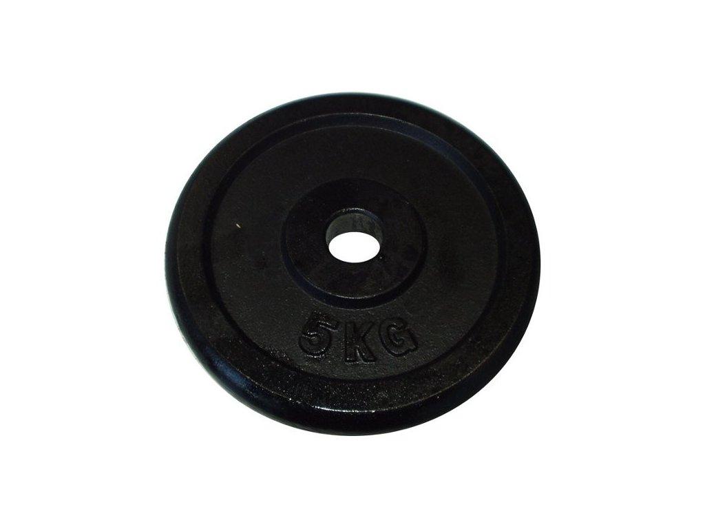 Ocelové závaží Acra 5 kg