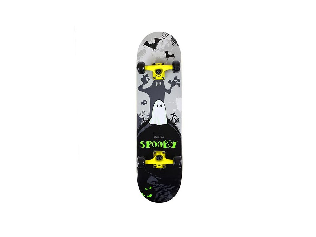 Skateboard Nils Extreme CR 3108 SB Spooky