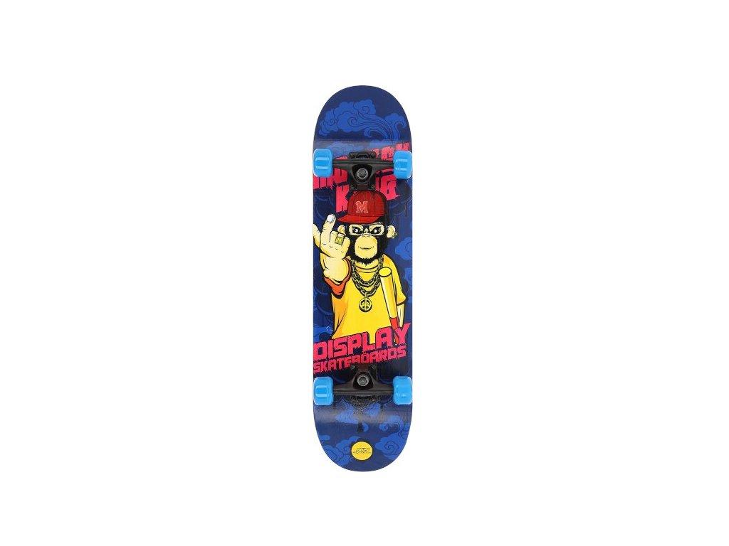 Skateboard Nils Extreme CR 3108 SA Monkey