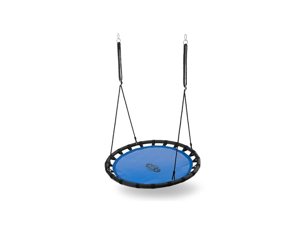 Kruhová houpačka Nils Camp NB5035 modrá