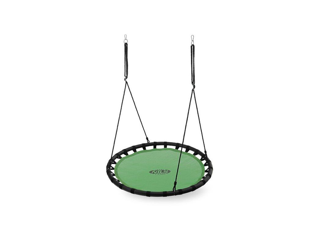 Kruhová houpačka Nils Camp NB5036 zelená
