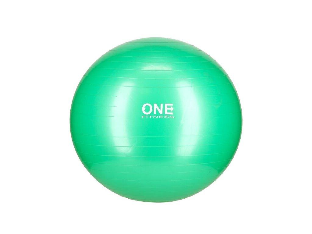 Gymnastický míč One Fitness 65 cm GYM BALL 10