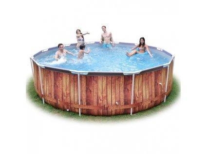 Bazén Frame Pool Sirocco 450 x 106 cm - set