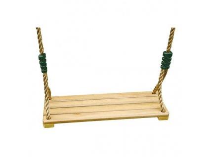 Dřevěná sedačka Trigano