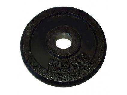 Ocelové závaží Acra 2,5 kg