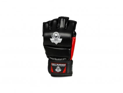 MMA rukavice Bushido e1v3