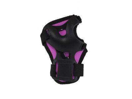 Chránič zápěstí Nils Extreme H110W růžový