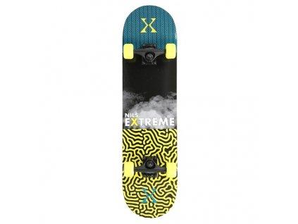 Skateboard NILS EXTREME CR 3108 SA Brain