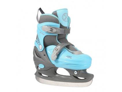Hokejové brusle Nils Extreme NH11901 A šedo-modré
