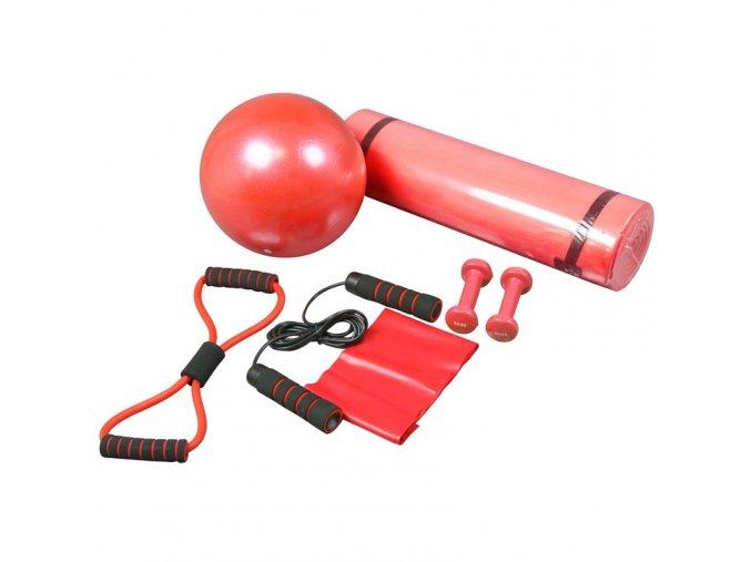 Posilovací fitness sada Acra
