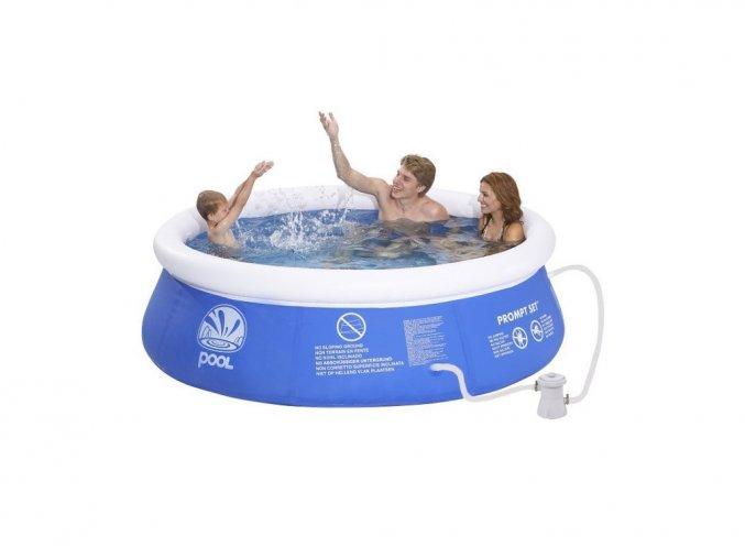 Bazén Prompt Pool 240 x 63 cm + filtrace