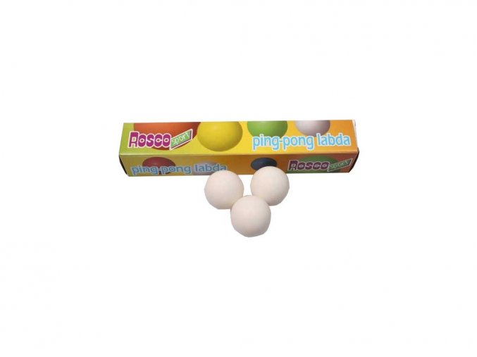 Pingpongový míček Rosco 6ks