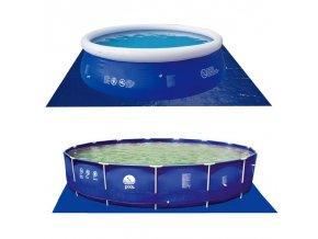 Podložka pod bazén 330 x 330 cm