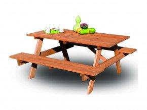 Zahradní set Piknik 160