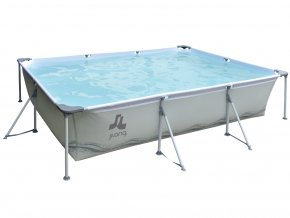 Bazén Steel Frame Pool 300 x 207 x 70 cm – set