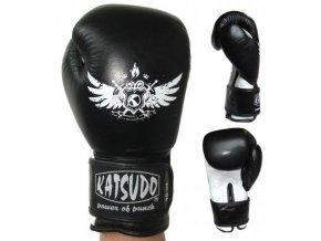 boxerské rukavice Katsudo Fly