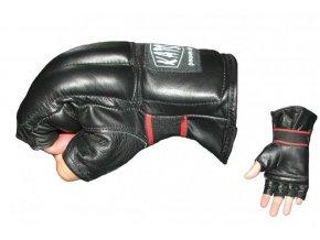 boxerské rukavice Katsudo bez prstů