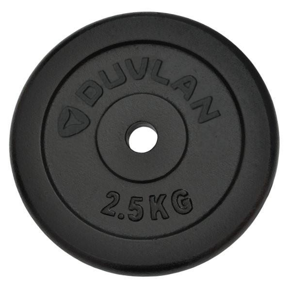Duvlan ocel 2,5 kg- 30 mm