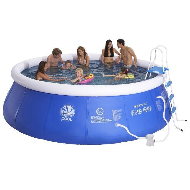 JILONG Prompt Pool 4,5 x 1,22 m kompletní set