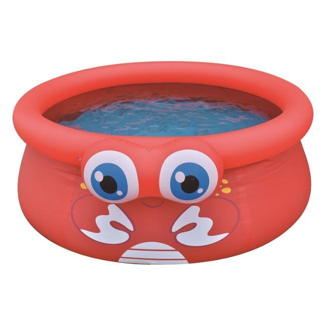 Dětský bazén Krab 175 x 62 cm