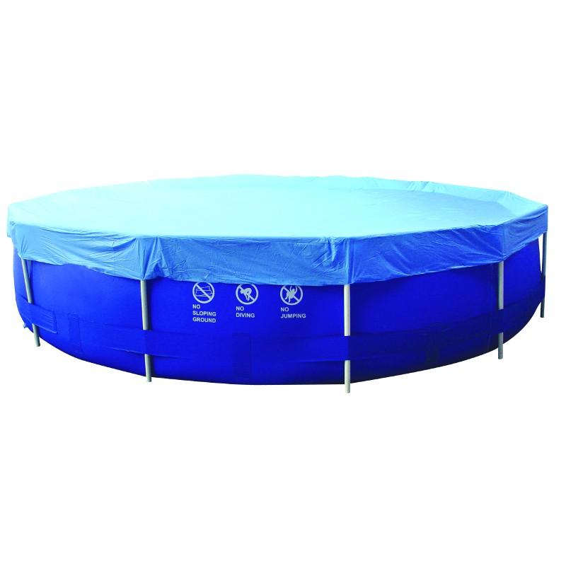 Krycí plachta pro Steel Frame Pool 300 cm