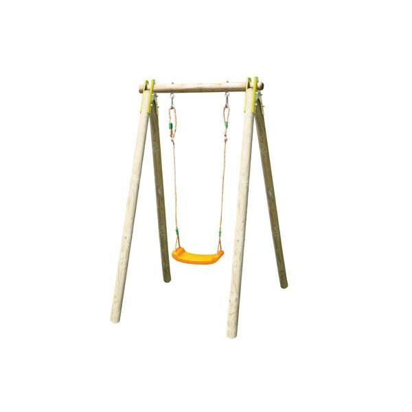 Dětská dřevěná houpačka Trigano Dolly