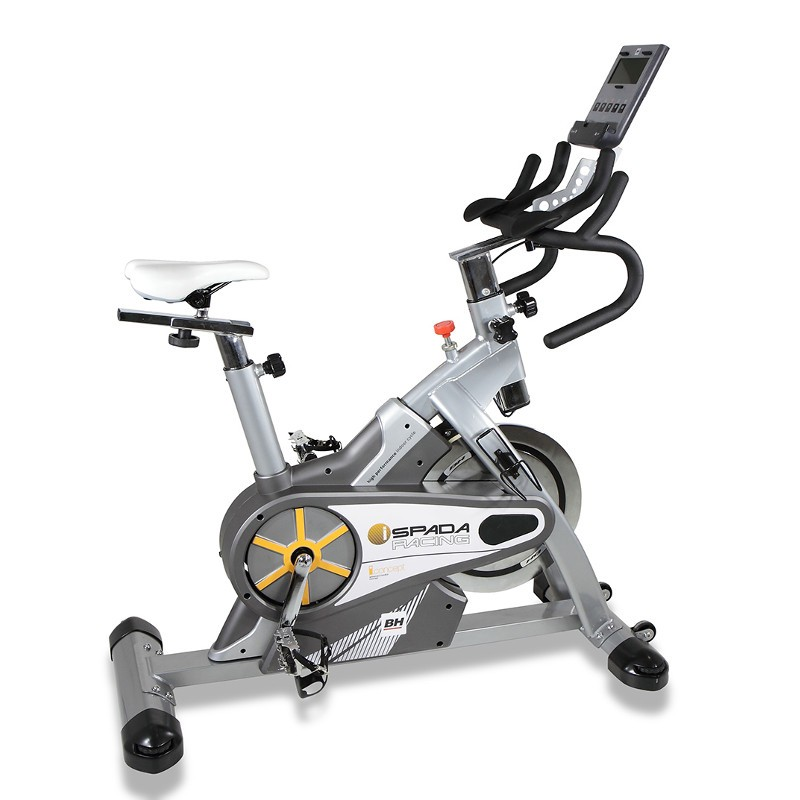 Cyklotrenžér BH Fitness i.Spada Racing Dual