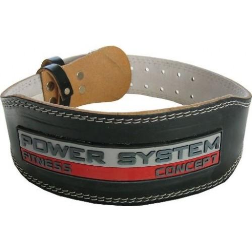 Opasek Power System POWER BLACK Velikost: L