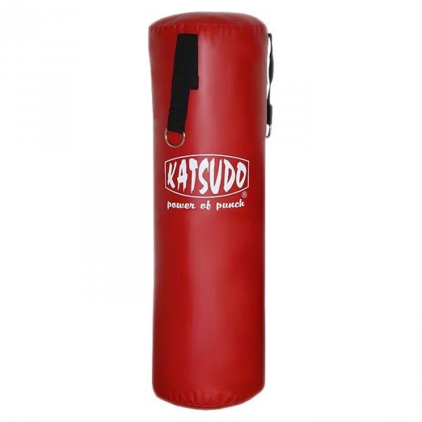 Boxovací pytel Katsudo 90 x 30 cm Barva: červená