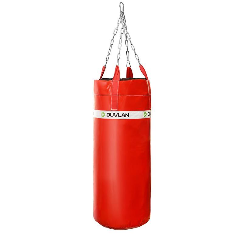 Boxovací pytel DUVLAN 60 x 30 cm Barva: červená