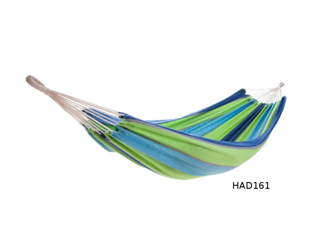 Houpací síť DUVLAN 220 x 130 cm Barva: HAD161