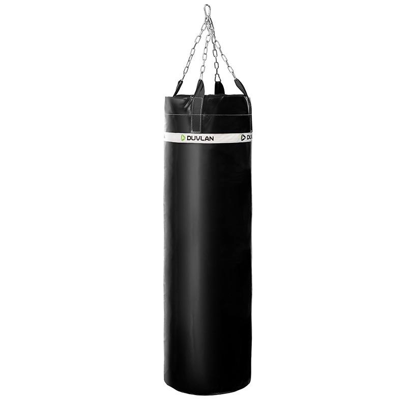Boxovací pytel DUVLAN 180 x 45 cm Barva: černá