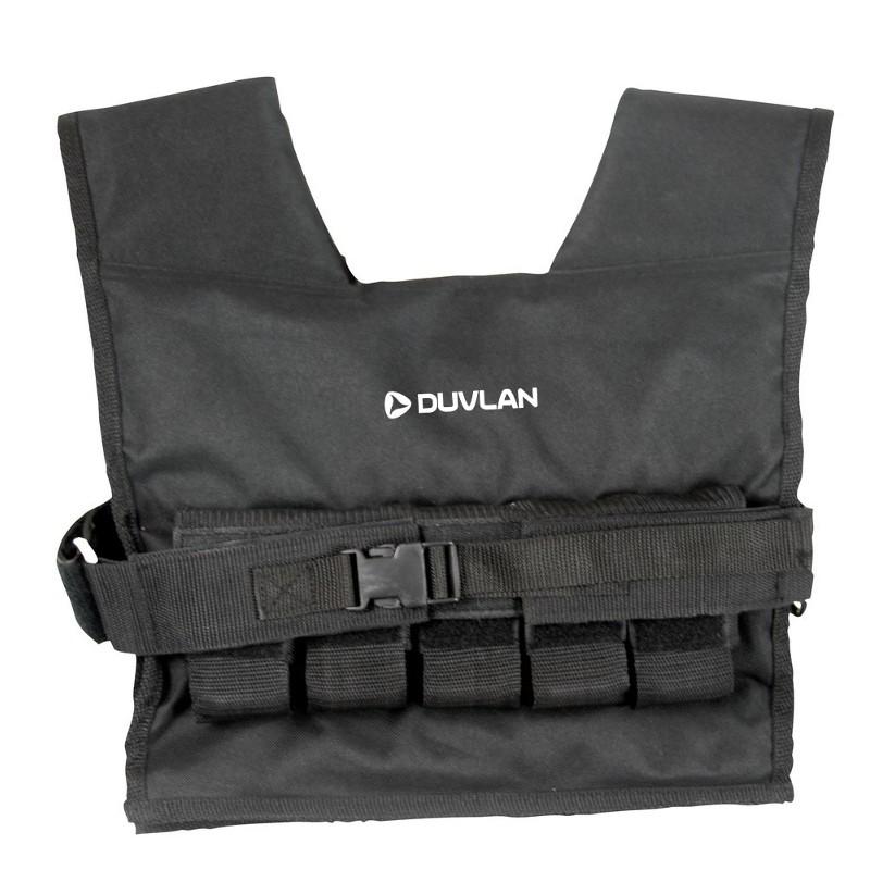 Zátěžová vesta DUVLAN 10 kg