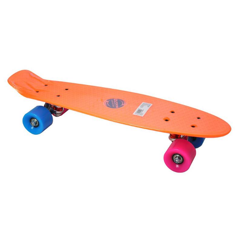 Pennyboard Axer California Barva: oranžová