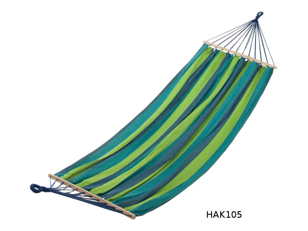 Houpací síť s tyčemi DUVLAN Barva: HAK105