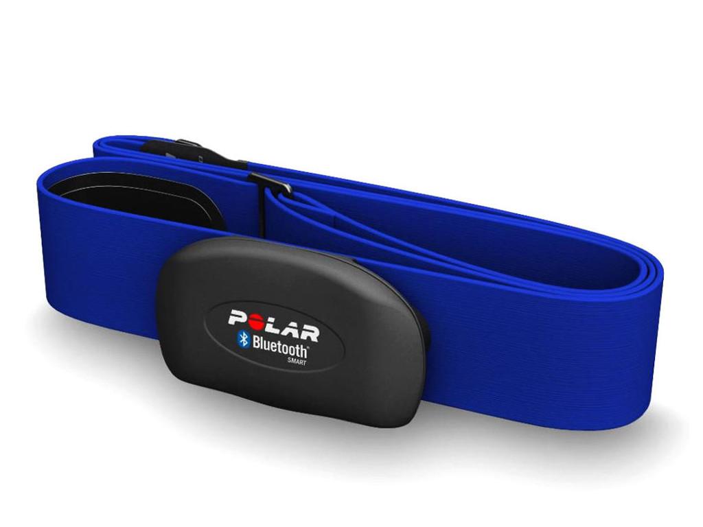 Hrudní pás Polar H7 Barva: modrá M-XXL