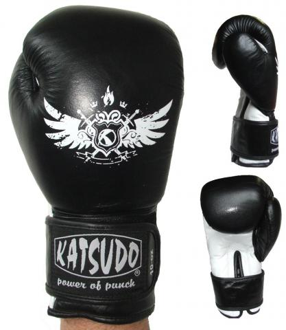 6105e3c78ef Boxerské rukavice Katsudo Fly Barva  10 oz