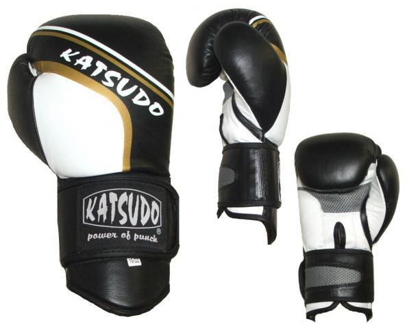 Boxerské rukavice Katsudo Ring Barva: 12 oz