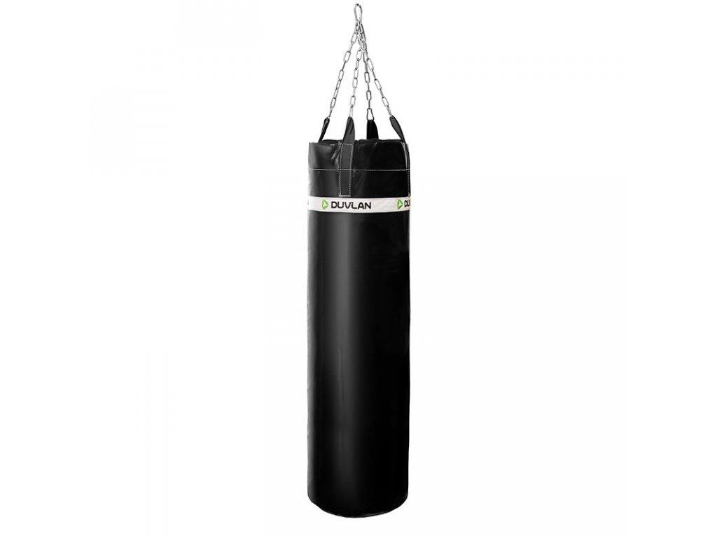 Boxovací pytel DUVLAN 150 x 40 cm Barva: černá