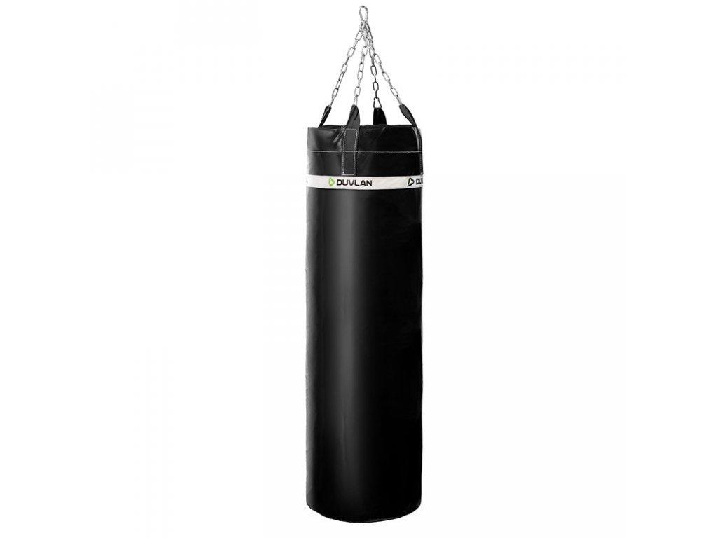Boxovací pytel DUVLAN 180 x 40 cm Barva: černá