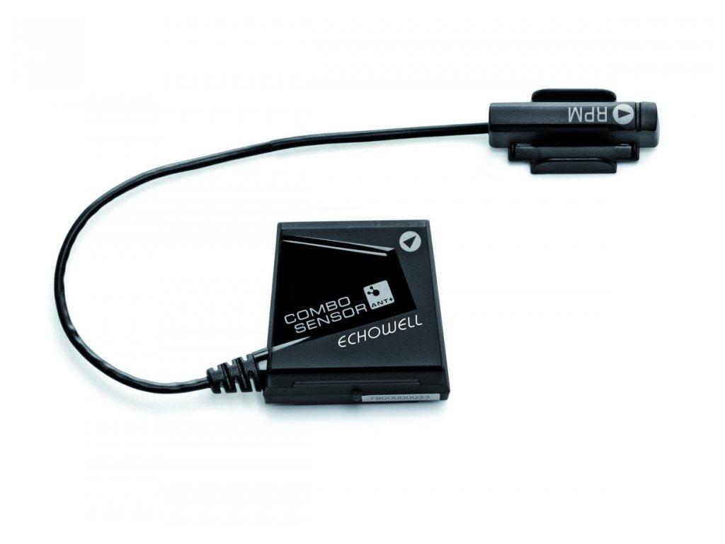 Snímač rychlosti a kadence ANT + 20cm pro Turbo Muin