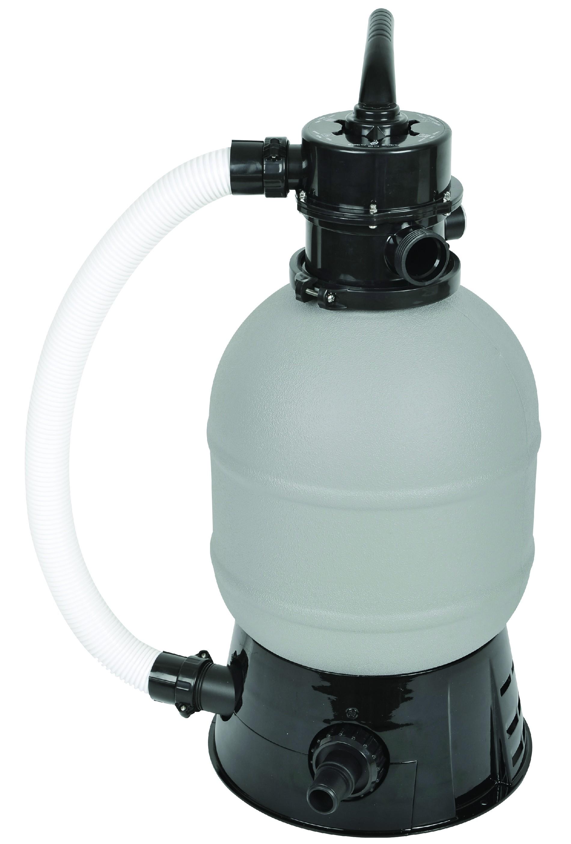 Filtrace písková 5600 L / hod
