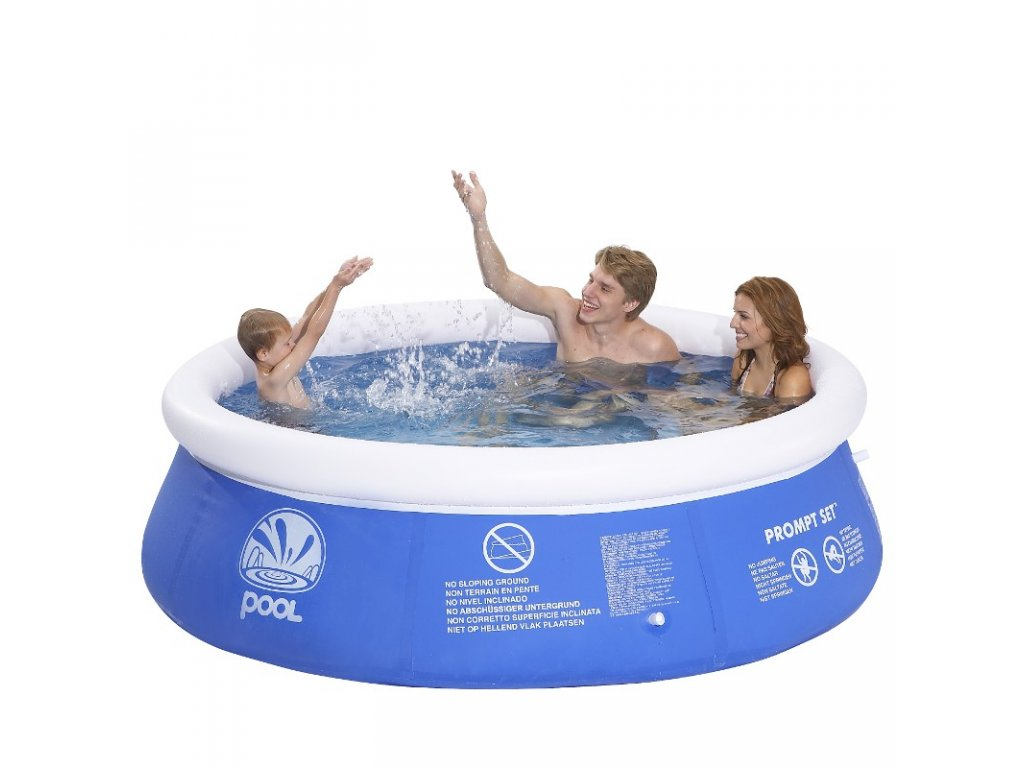 Bazén Prompt Pool 420 x 84 cm