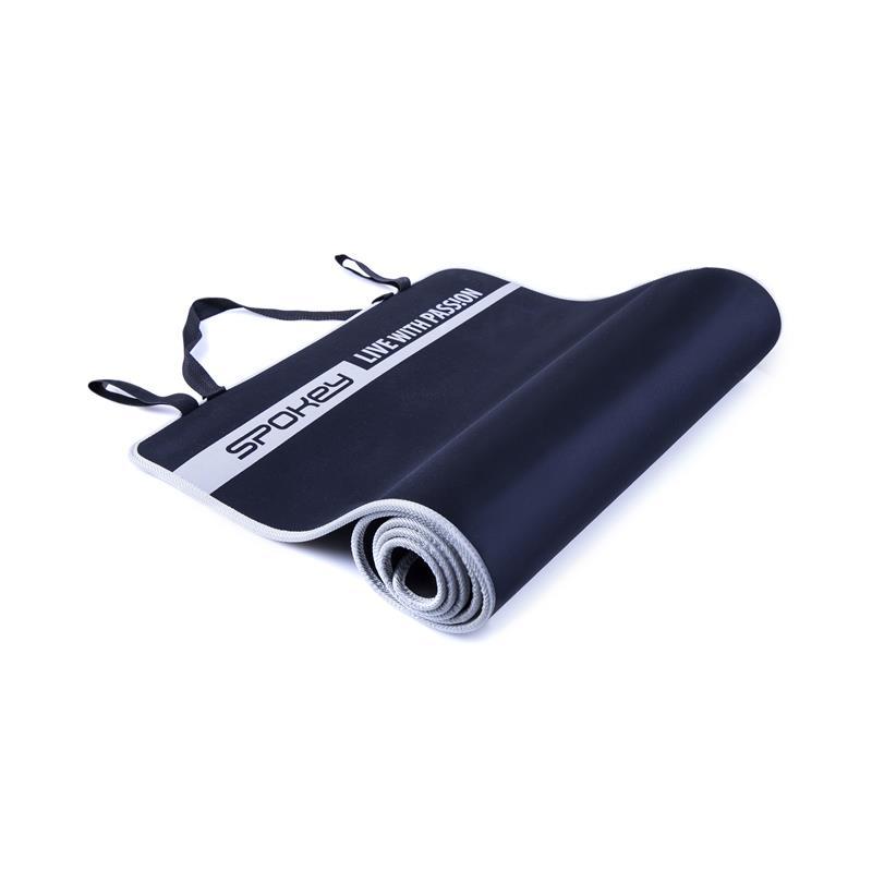 Podložka na cvičení Spokey FLEXMAT V Barva: černá
