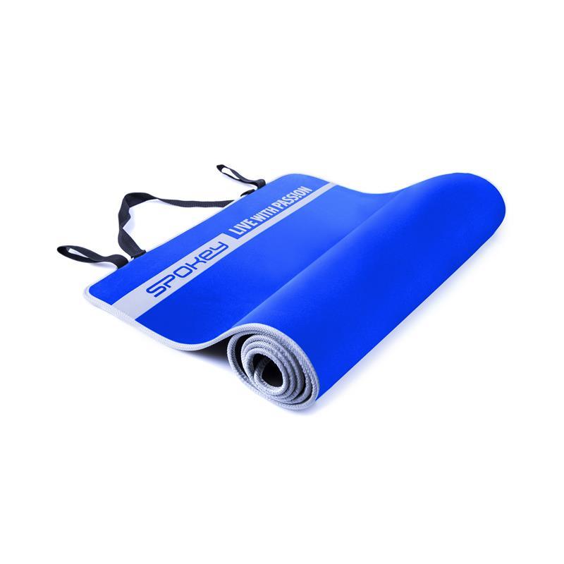 Podložka na cvičení Spokey FLEXMAT V Barva: modrá