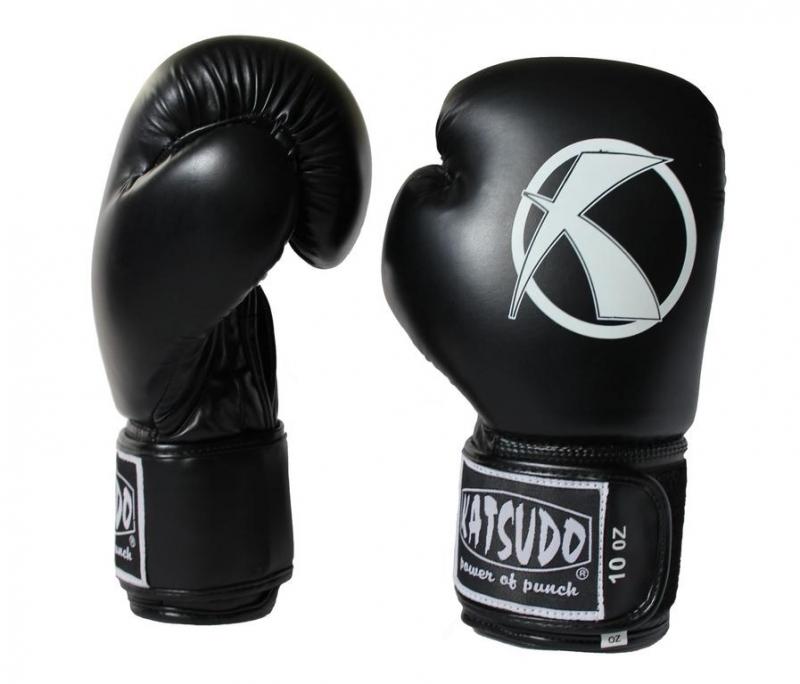 Boxovací rukavice Katsudo Punch Velikost: 12 oz
